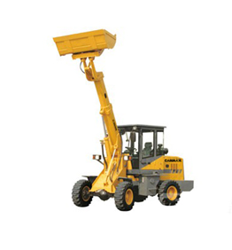 Telescopic boom loader